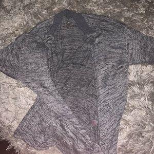 Justice cardigan sweater